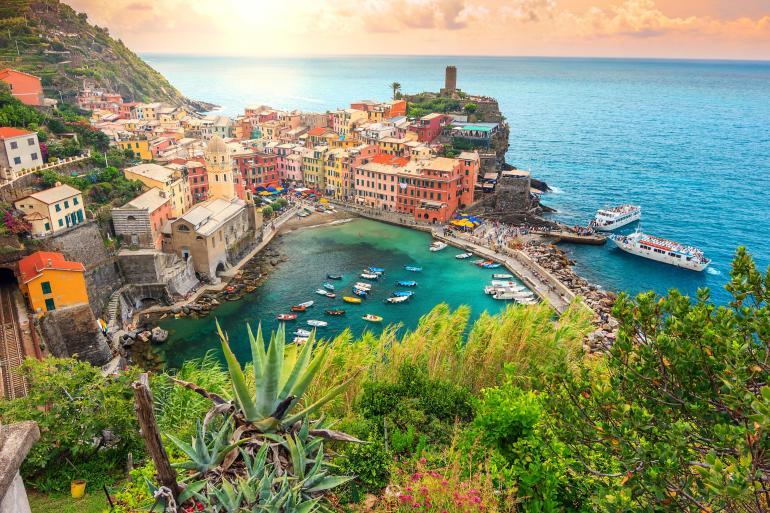 Tuscany & the Italian Riviera tour