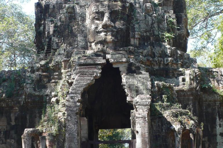 Cycle Indochina & Angkor tour