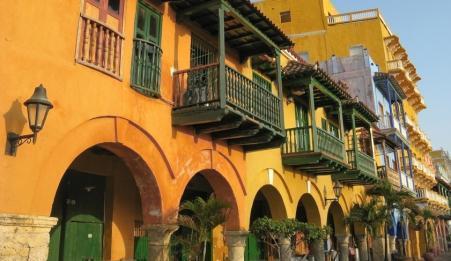 Bogota Cartagena Classic Colombia Trip