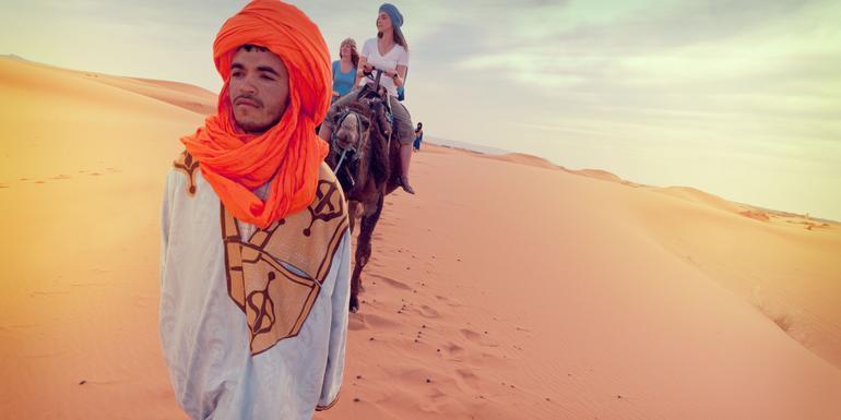 Morocco Kasbahs & Desert tour