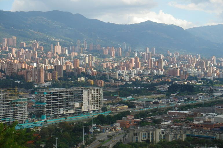 Colombia Rediscovered tour