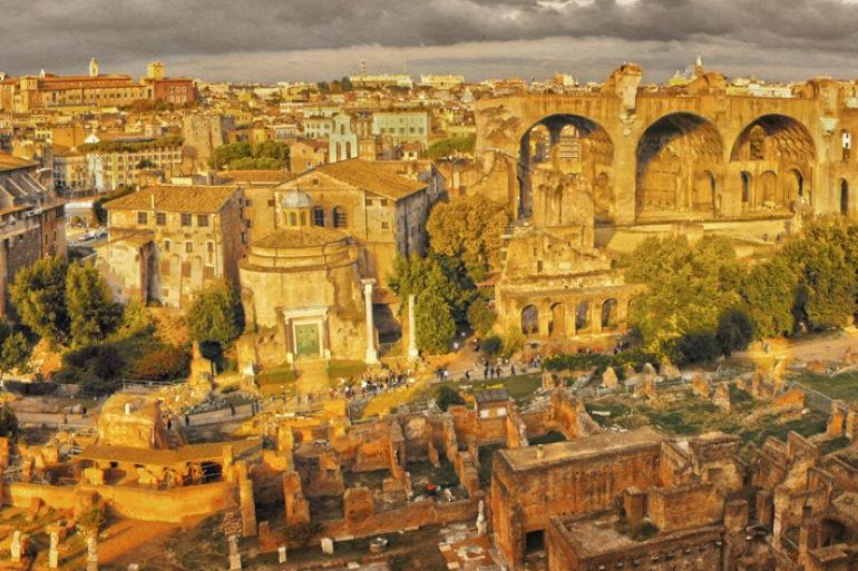 Rome & Tuscany tour