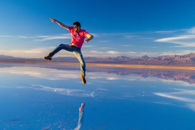 Andes Mountains Atacama Desert North of Argentina,Chile & Uyuni Salt Flats Tour – 16 Days Trip