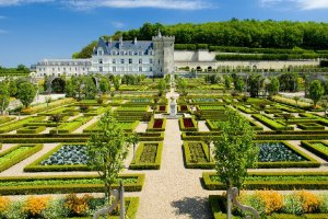 Villandry Castle and Garden, France