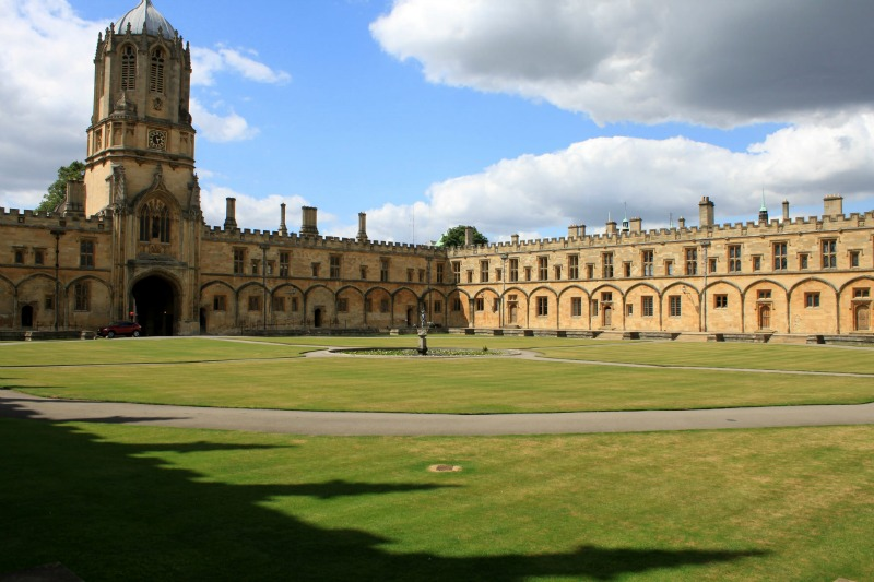 Christchurch College, Oxford University