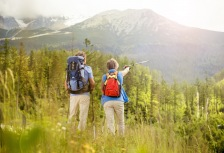 Hiking & Walking Attractions