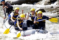 River Rafting Attractions
