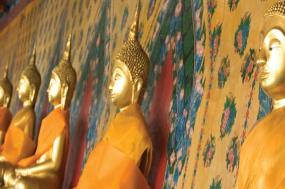 Highlights of Thailand & Cambodia tour