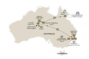 Inspiring Australia (Summer 2018) tour