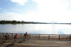 Quebec's Blueberry Bicycle Route tour