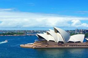 Train Across Australia tour