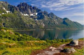 Norwegian Fjords Kayaking and Hiking tour