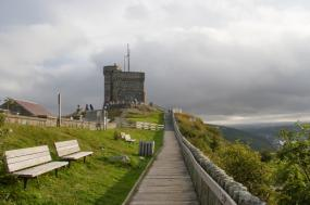 Newfoundland Walking tour