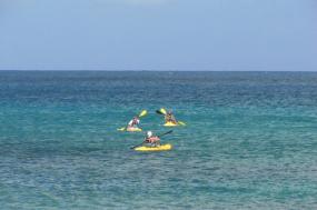 Fiji Escape tour