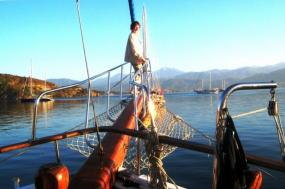 Yachting in Turkey tour