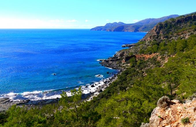 Hiking in Crete tour