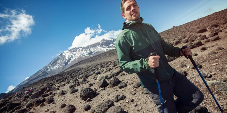 Mt Kilimanjaro Trek - Marangu Route tour