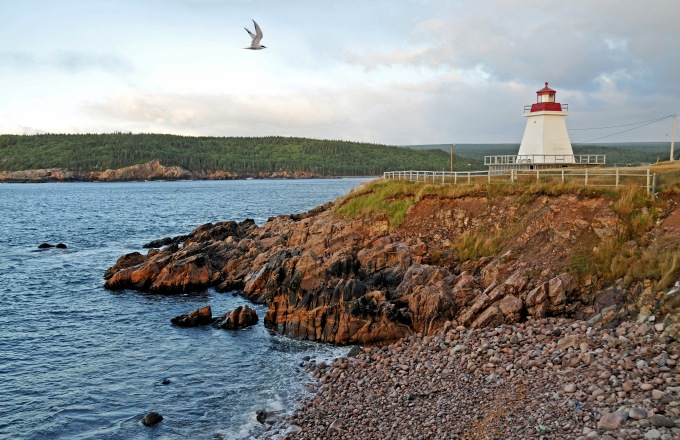 The Canadian Maritimes and Newfoundland tour