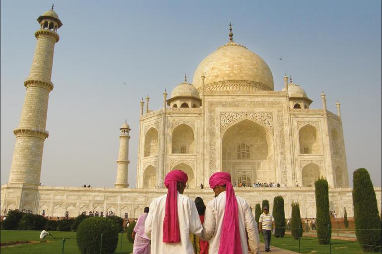 Taj Mahal Extension by Intrepid Travel | Reviews by Stride Travel