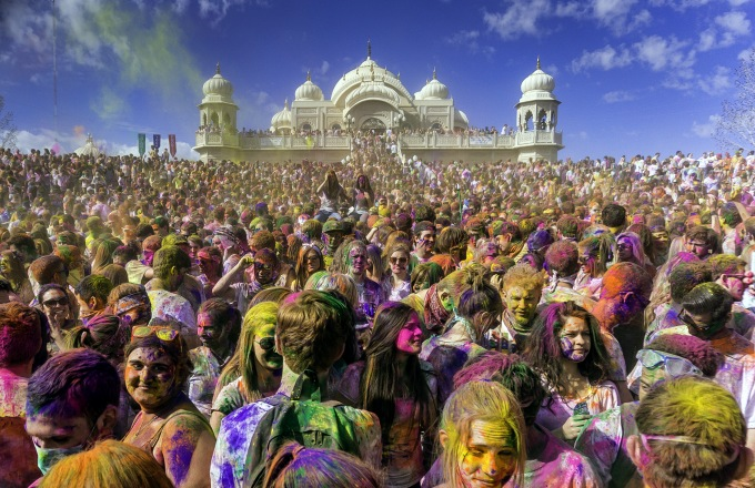 Hidden Rajasthan and the Holi Festival tour