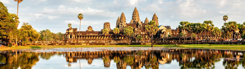 Affordable Asia Angkor Wat Cambodia Tour