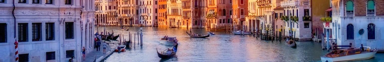 Canals of Venice on Trafalgar Tour