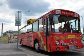 City Sightseeing Prague Hop On Hop Off Bus Tour tour