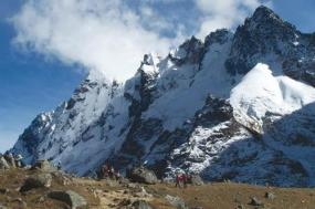Salcantay Trek & Machu Picchu tour