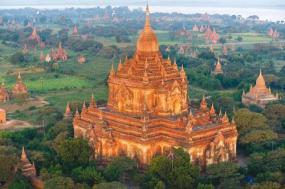Bike, Hike and Kayak Myanmar tour