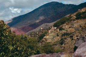 Cycle the High Atlas tour