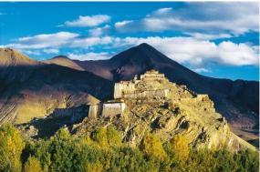 Tibet Ganden Samye Trek tour