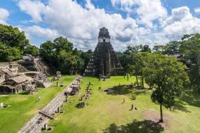 Mexico City to Antigua tour