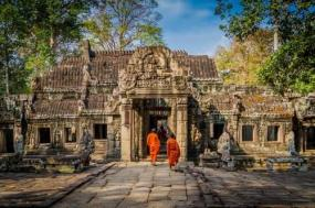 Bike, Hike and Kayak Laos and Cambodia tour