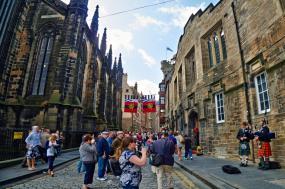 The Scots Irish Tour tour
