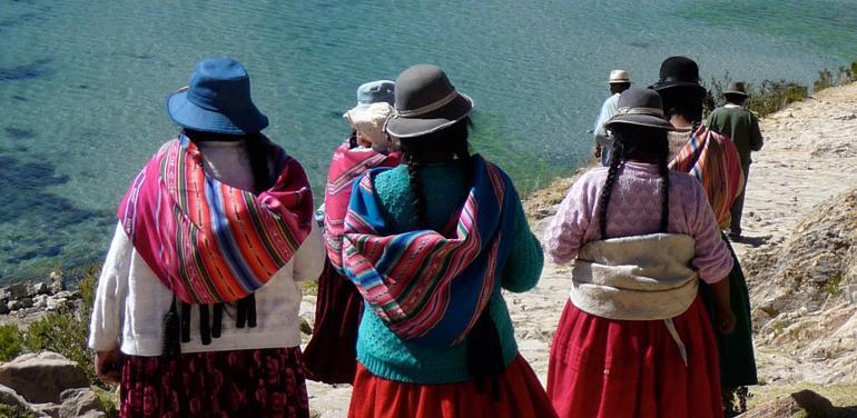 Cuzco to La Paz tour
