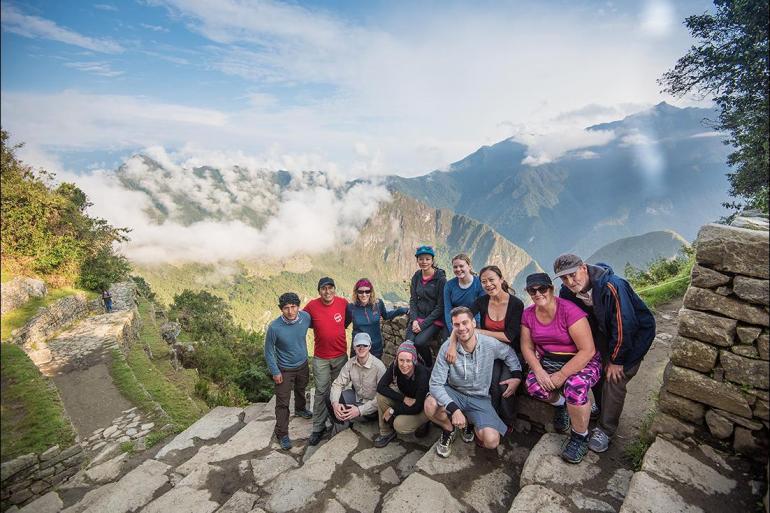 Aguas Calientes Cusco Inca Trail & Amazon Trip