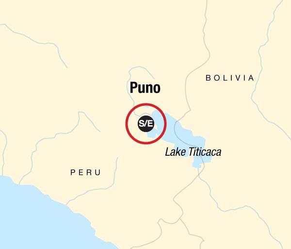 Lake Titicaca Puno Puno & Lake Titicaca Independent Adventure Trip