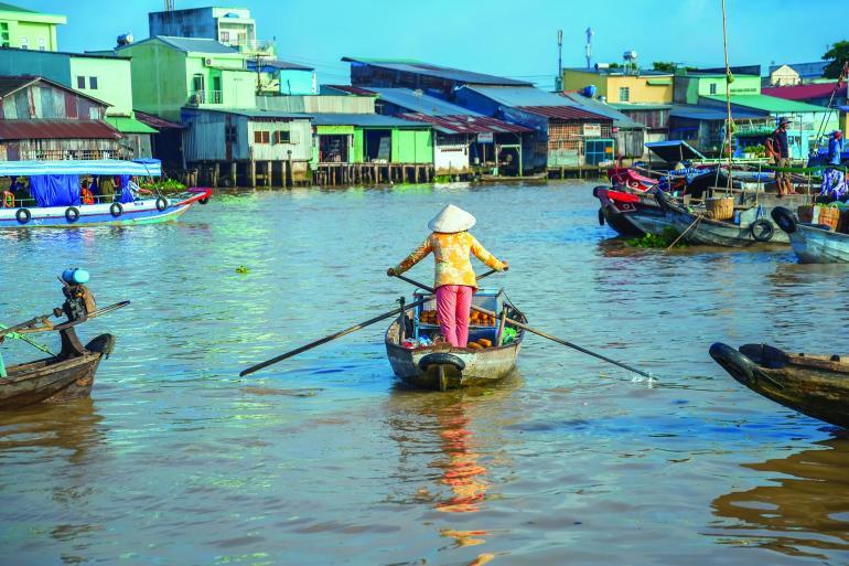 Hanoi Ho Chi Minh Taste of Vietnam Trip