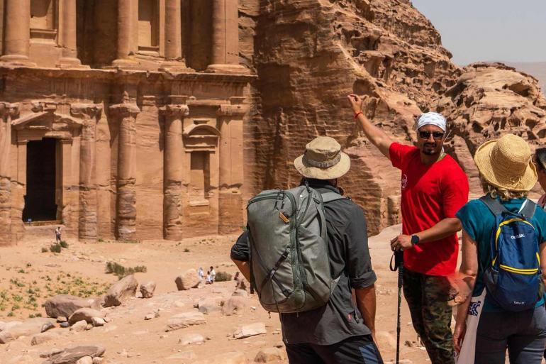 Explore Jordan tour
