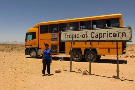 Highlights of Africa tour