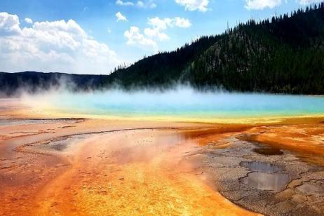 National Parks Family Journey: Yellowstone and Grand Teton tour