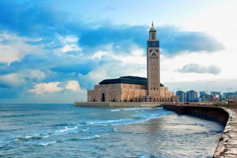 Moroccan Delights with Vikram Vij tour