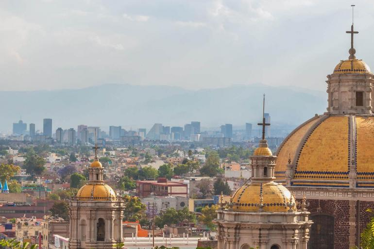 Colonial Treasures Of Mexico tour