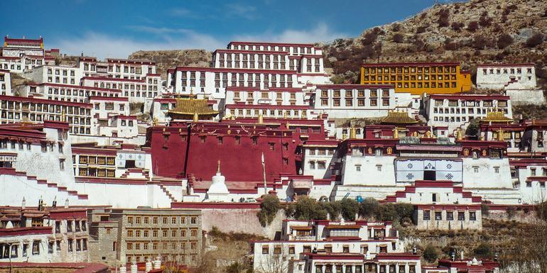 Tibet Adventure tour