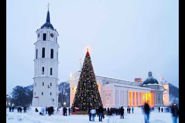 Stockholm & The Baltics in Winter tour