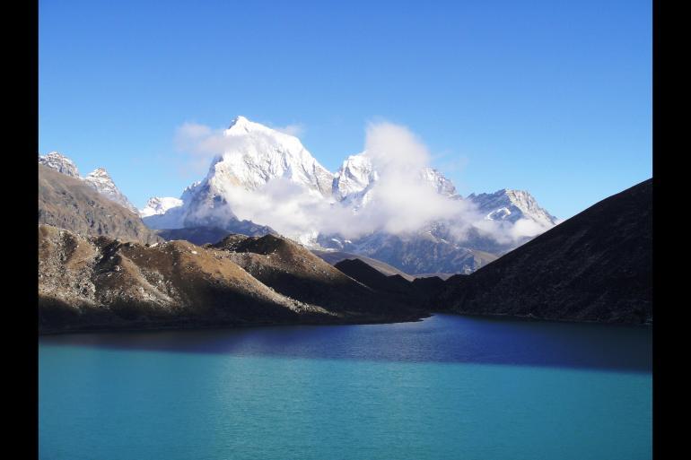 Everest Base Camp Kathmandu Everest & Gokyo Lakes Circuit Trip