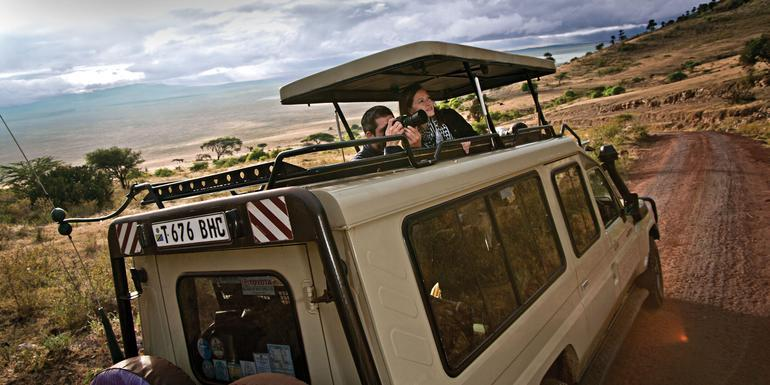 Tanzania Camping Safari tour