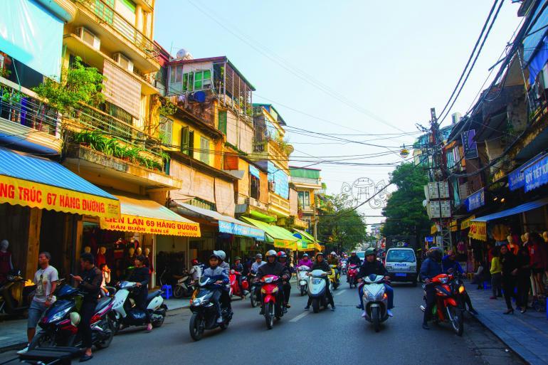 Taste of Vietnam tour