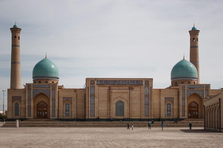 Historic seeing of Tashkent-Uzbekistan-2413252-P