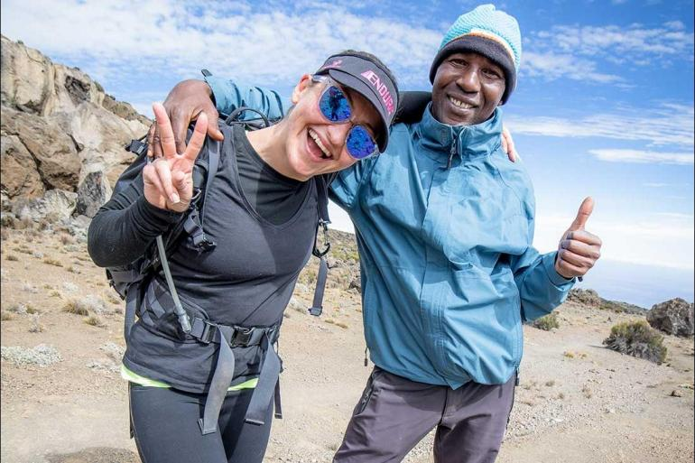 Hiking & Walking Hiking Kilimanjaro: Machame Route package